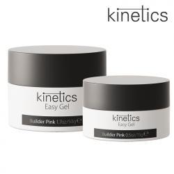Kinetics Easy Gel Builder Pink 15ml rozā