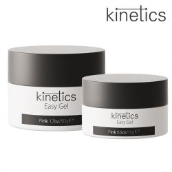Kinetics Easy Gel Clear Pink 50ml caurspīdīgs ar rozā toni