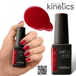 Kinetics Shield Gel Polish 11ml Raspberry Beret #025