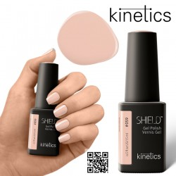 Kinetics Shield Gel Polish 11ml Rose Petal #059
