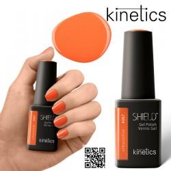 Kinetics Shield Gel Polish 11ml Coral Sea #067