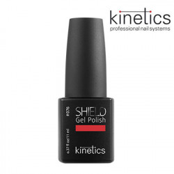 Kinetics Shield Gel Polish 11ml Bonnie Red #076
