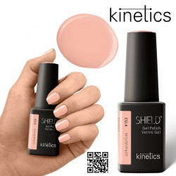 Kinetics Shield Gel Polish 11ml Cashmere #153