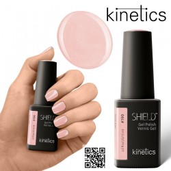 Kinetics Shield Gel Polish 11ml Pink Twice #190