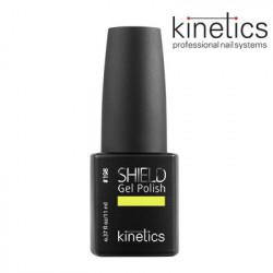 Kinetics Shield Gel Polish 11ml yellow shock #198