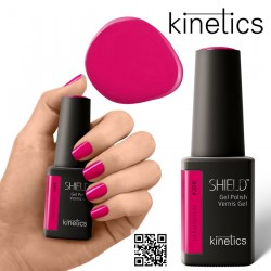 Kinetics Shield Gel Polish 11ml Jazz Lips #208