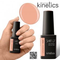Kinetics Shield Gel Polish 11ml Naked Beige #229