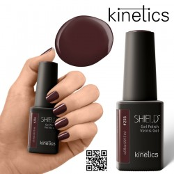 Kinetics Shield Gel Polish 11ml Gangserina #256