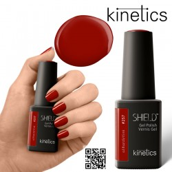 Kinetics Shield Gel Polish 11ml City Queen #257
