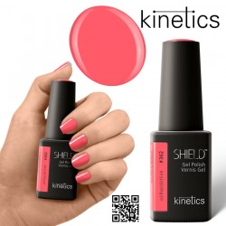 Kinetics Shield Gel Polish Too hot to believe #362 11ml
