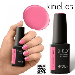 Kinetics Shield Gel Polish 11ml Unfollow Pink #423