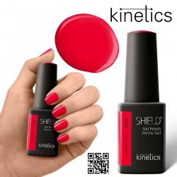 Kinetics Shield Gel Polish 11ml Get Red Done  #435
