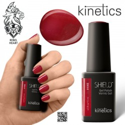 Kinetics Shield Gel Polish #448 15ml Rebel Heart