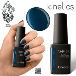 Kinetics Shield Gel Polish #452 15ml Whatever Blue