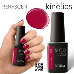 Kinetics Shield Gel Polish 15ml #474 Epicure Wine
