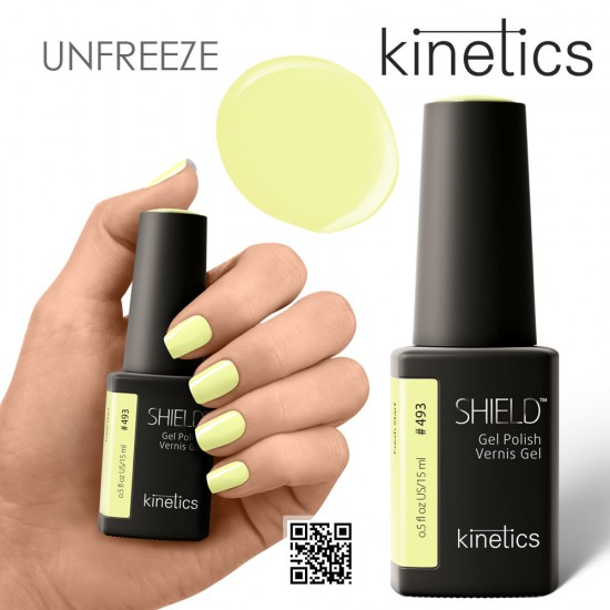 Kinetics Shield Gel Polish #493 Fresh Start 15ml