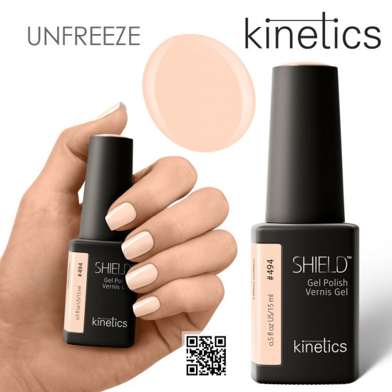 Kinetics Shield Gel Polish #494 Often Soften 15ml