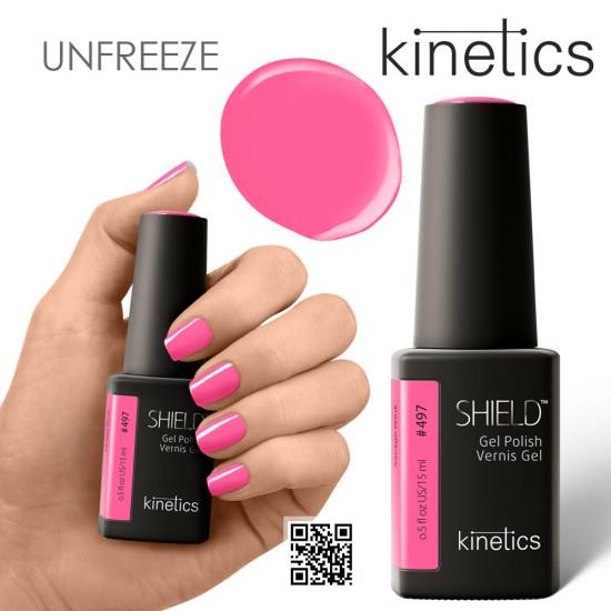 Kinetics Shield Gel Polish #497 Savage Wink 15ml
