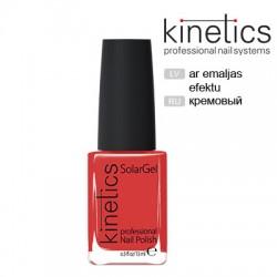 Nagu laka Kinetics SolarGel So Coral #206 15ml