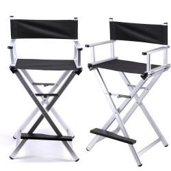 Grima krēsls KC-CH01, sudrabā krāsa