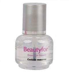 Beautyfor kutikulas noņēmējs 15ml (caurspīdīgs)