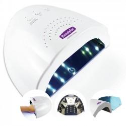UV-Led lampa manikīram Beautyfor 24/48W ar taimeri