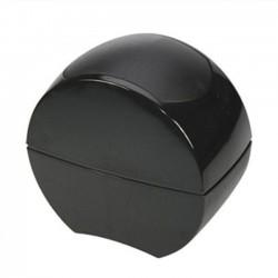 Galda atkritumu tvertne melna