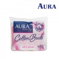 Aura Beauty vates kociņi maisiņā 100gab.