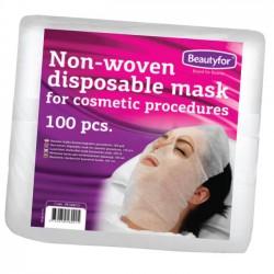 Neausta maska kosmetoloģiskām procedūrām 100 gab.