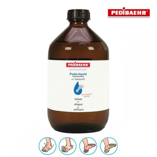 Pedibaehr Podo-liquid ar tējas koka eļļu 500ml