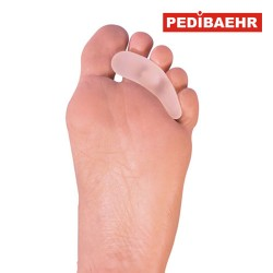 Spilventiņš āmurveida pirkstiem (kreisās pēdas; vidējais) 1gab.