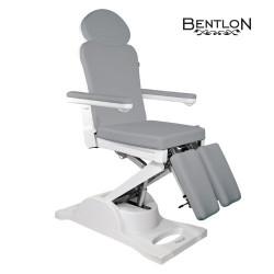 """Pedikīra krēsls """"Bentlon Podochair Bronze"""", pelēks"""