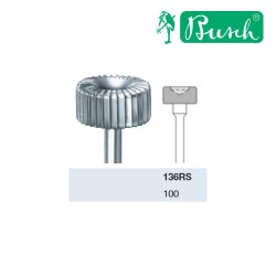 Cilindriskā frēze 136RS 100
