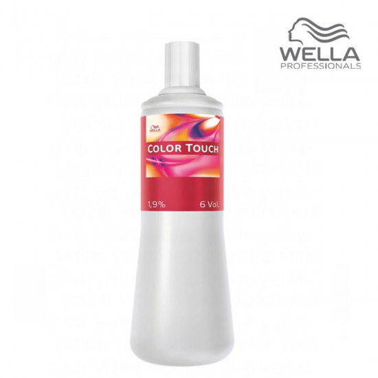 Wella Color Touch Emulsion 1,9% oksidācijas emulsija 1L