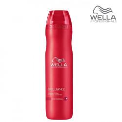 Wella Brilliance Fine šampūns normāliem matiem 250ml
