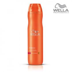 Wella Enrich Fine šampūns normāliem matiem 250ml
