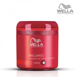 Wella Brilliance Treatment Thick maska cietiem matiem 500ml