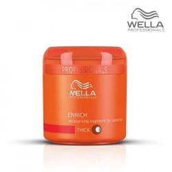 Wella Enrich Treatment Thick maska cietiem matiem 25ml
