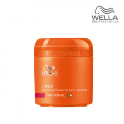 Wella Enrich Treatment Fine maska normāliem matiem 150ml