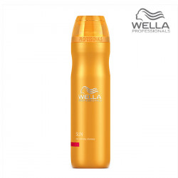 Wella Sun Hair And Body šampūns matiem un ķermenim 250ml