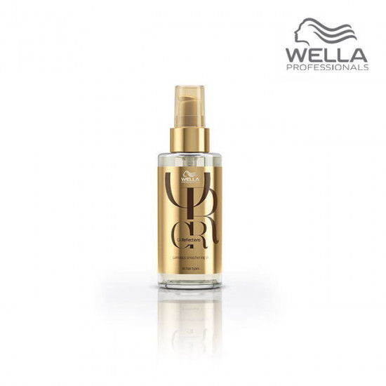 Wella Oil Reflection Luminous Smoothening izlīdzinoša matu eļļa 100ml