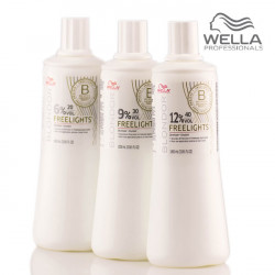Wella Blondor Freelights Oxydant 12% 1L