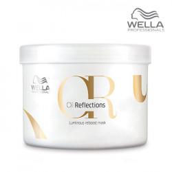 Wella Oil Reflections Luminous Reboost maska matu mirdzumam 500ml