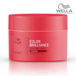 Wella Invigo Color Brilliance Mask Coarse maska krāsotiem matiem 150ml