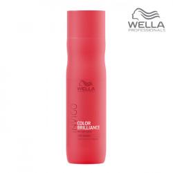 Wella Invigo Color Brilliance Shampoo Fine Šampūns krāsotiem matiem 250ml