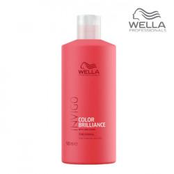 Wella Invigo Color Brilliance Shampoo Fine Šampūns krāsotiem matiem 500ml