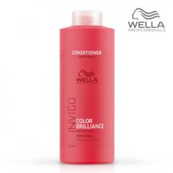 Wella Invigo Color Brilliance Conditioner Fine kondicionieris krāsotiem matiem 1000ml