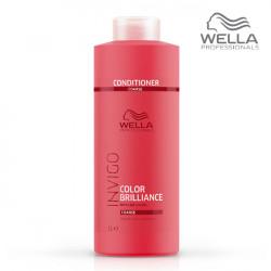 Wella Invigo Color Brilliance Shampoo Coarse kondicionieris krāsotiem matiem 1000ml