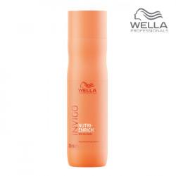 Wella Invigo Nutri-Enrich Šampūns dziļai matu barošanai 500ml