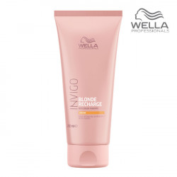 Wella Invigo Blonde Recharge Warm Kondicionieris 200ml